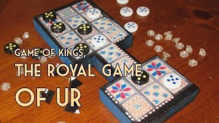Royal Game of Ur - Game Play Variations screenshot 5