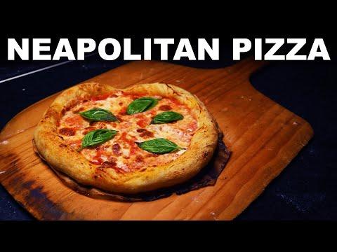 No-stick Neapolitan pizza — 75% hydration