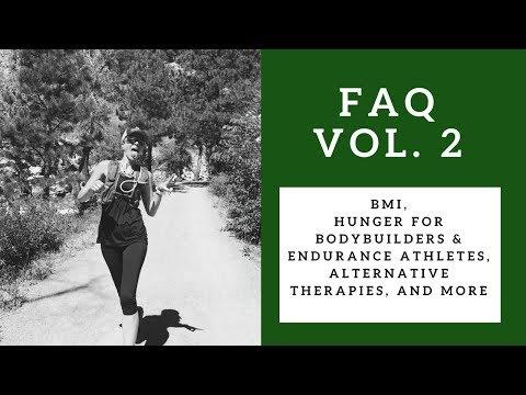 Amenorrhea FAQ Vol. 2: BMI? Food Cravings/Hunger? Acupuncture?