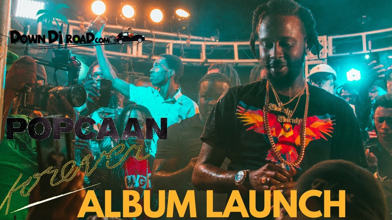 Popcaan – Forever Album Launch – downdiroad com