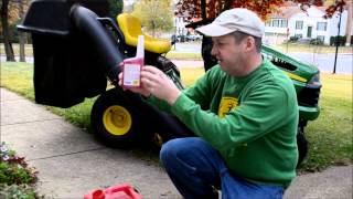 Winterize Your John Deere Tractor Fuel System