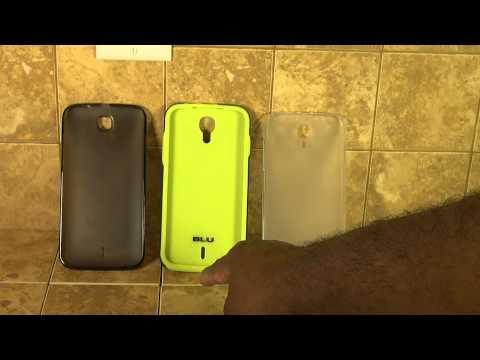Blu Armor Case For A Blu 6 0 Studio Phone