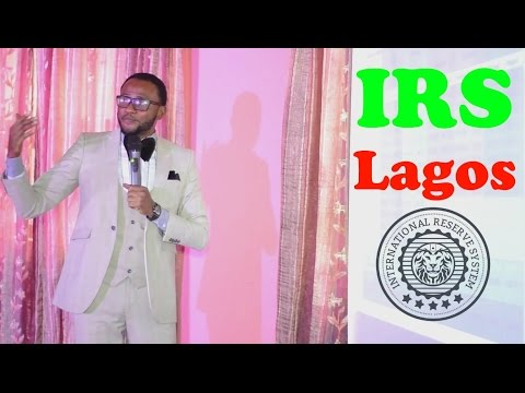 International Reserve System Launch in Lagos