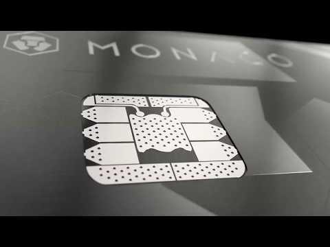 MONACO VISA Card