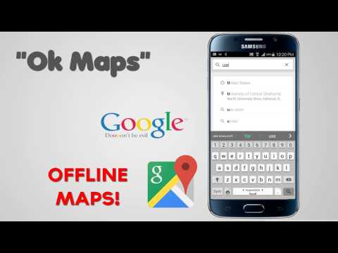 How to use offline Google Maps on Android or iPhone for Navigation | 2015 Edition