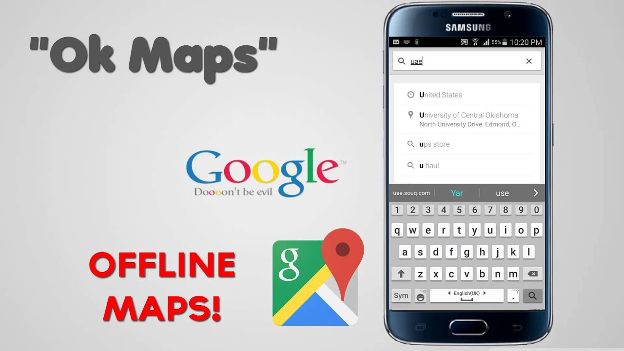 Phone How To Use Google Maps On Android Phone how to use offline google maps on android or iphone for navigation 2015 edition