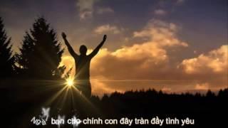 Kara + Lyrics Cảm ơn Chúa Jesus   NyNy Nguyễn Thank you Jesus