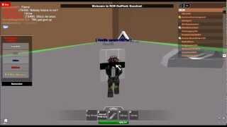 ROBLOX: TRA raiding RCR, flaming and AA part 2.