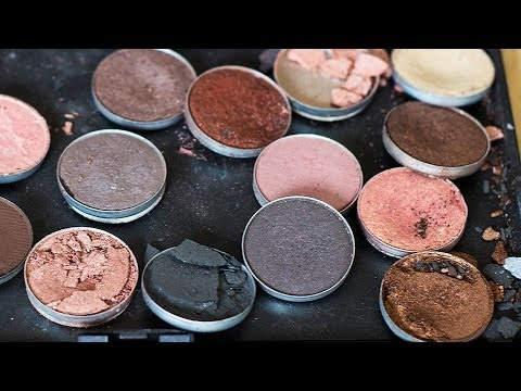 Image result for broken eyeshadow