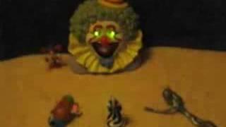 Worship the evil clown head
