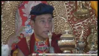 2012-02-27 morning - GuruYoga teaching by HH Gyalwang  Drukpa
