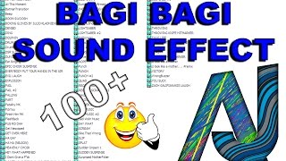 Download lagu Sound effect youtuber indonesia bagi bagi sound effect MP3