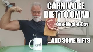 Carnivore diet to OMAD One Meal A Day. Entropy & optimization