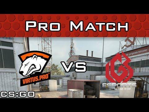 Virtus.pro vs LGB ESports from Inferno Online Pantamera Challenge