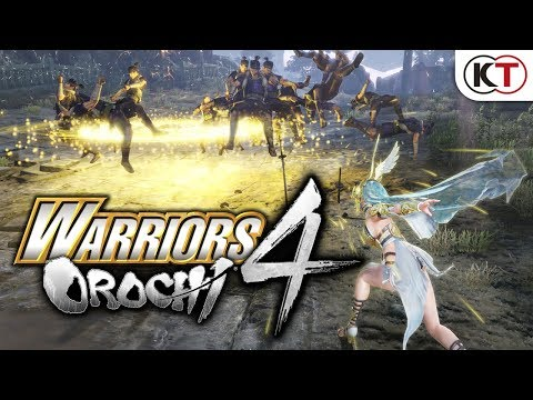 Warriors Orochi 4 - Official Launch Trailer