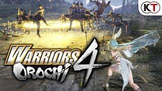 Warriors Orochi 4 - Official Launch Trailer!