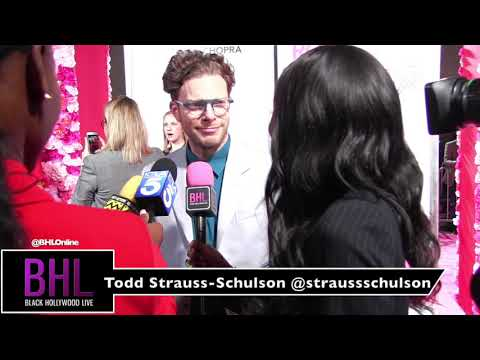 Director Todd Strauss Schulson At The Premiere Of Isn't It Romantic