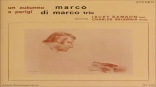 Marco Di Marco Trio - Fontainebleau
