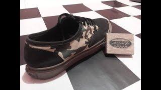 fe83b504af6628 All clip of vans custom bape