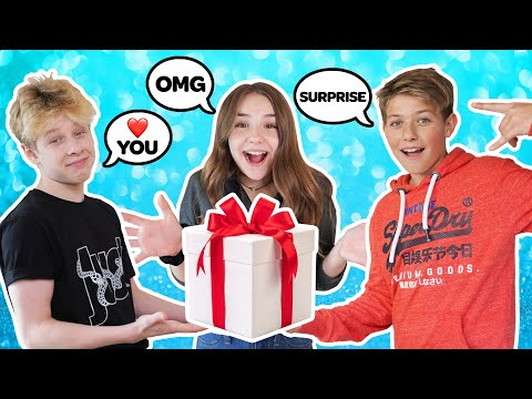 DESTROYING GIRLFRIENDS MAKEUP PRANK then SURPRISING her with GIFT **EMOTIONAL**🎁| Piper Rockelle thumbnail