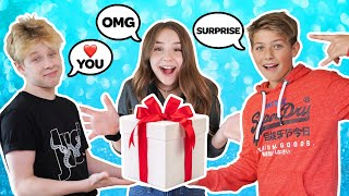 Destroying Girlfriends Makeup Prank Then Surprising Her With Gift **emotional**🎁| Piper Rockelle