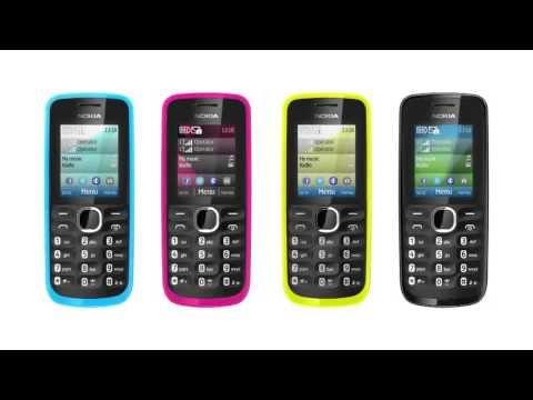 Nokia 110 Feature Video