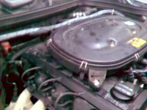 W124 M102 Engine