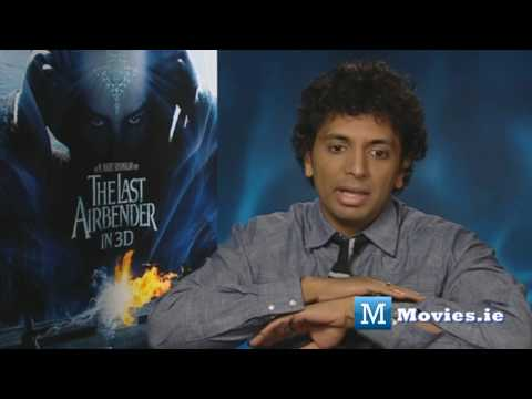 M. Night Shyamalan talks THE LAST AIRBENDER sequels, reviews & twists