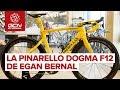 La Pinarello Dogma F12 de Egan Bernal   Pro Bike