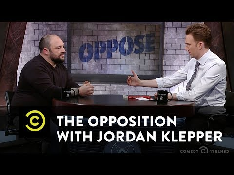 Christian Picciolini - Rebuilding Life After Hate - The Opposition w/ Jordan Klepper