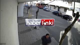 Güpegündüz Silahlı Saldırı Kamerada Şok Görüntüler !