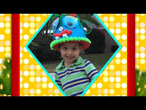 How to make a crazy hat 🎩. Crazy  Hat  idea  for  school . crazy hat day in school 👌 DIY 💡
