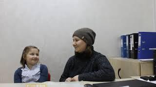 720 Алина, мама первоклассницы Златы  о курсе Обучение чтению  в школе Ш Ахмадуллина