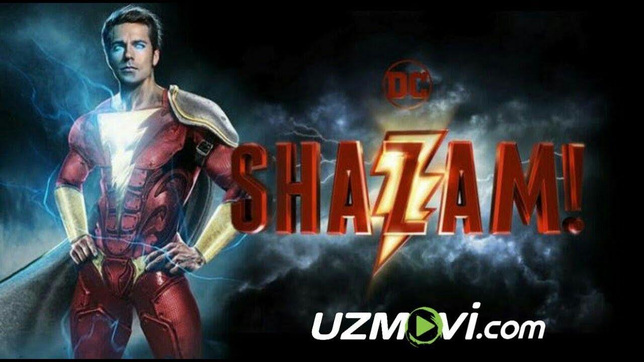 Shazam (O'zbek tilida Premyera treyler 2019) HD