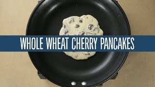 Whole Wheat Cherry Pancakes | Recipes | 365 by Whole Foods Market