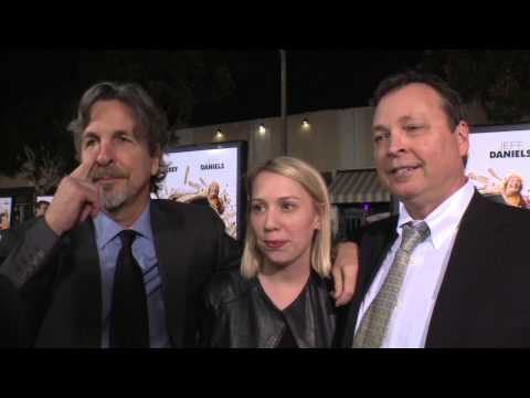 Dumb and Dumber To: Directors Peter Farrelly & Bobby Farrelly Red Carpet Movie