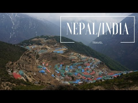 Assisting with NEPAL EARTHQUAKE Relief Work   Nepal - India Travel