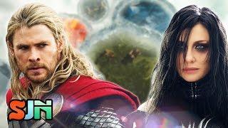 Thor Ragnarok Details Revealed!