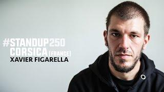 #StandUp250 Corsica (France) - Xavier Figarella