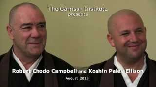 Robert Chodo Campbell and Koshin Paley Ellison on Contemplative Care