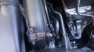 Bruit moteur suspect SEAT ATECA 1,4 litre TSI 150 ch ACT