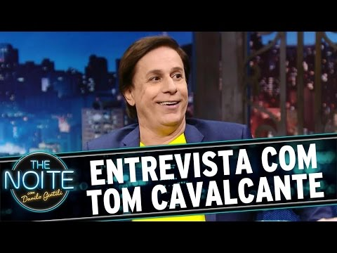 The Noite (31/03/16) - Entrevista Com Tom Cavalcante