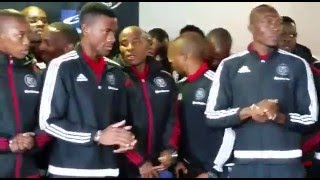 Orlando Pirates bid farewell to Siyabonga Sangweni
