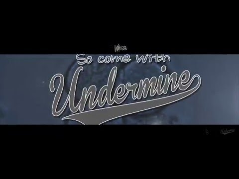 Undermine - Ionizr ft. DEADsqWISH (Lyric Video)