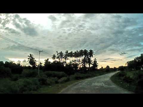 Jayapura to Sarmi, Papua Province(31) パプア州のジャヤプラからサルミへ