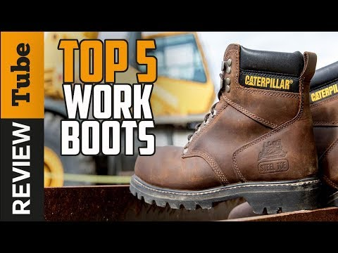 ✅Work Boots: Best Work Boots (Buying Guide)