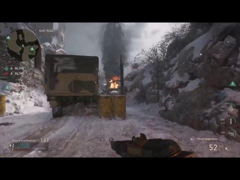 [Live]COD WW2 search and destroy cu clanul pRo|No facecam si nu pot raspunde la comentarii,va multu