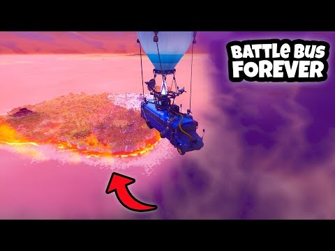 How to stay in the Battle Bus *FOREVER* (Season 8 exploit) |