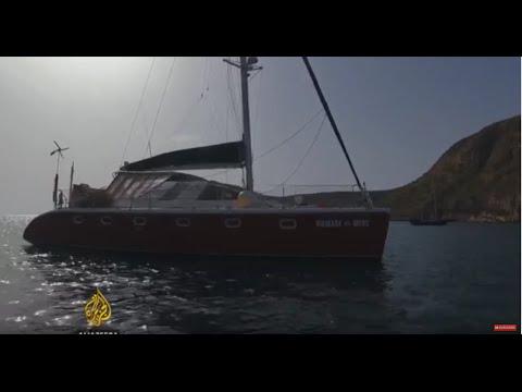 Cape Verde sailors cruise on low-tech voyage