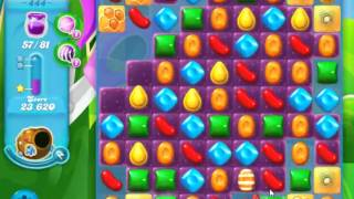 Candy Crush Soda Saga Level 444
